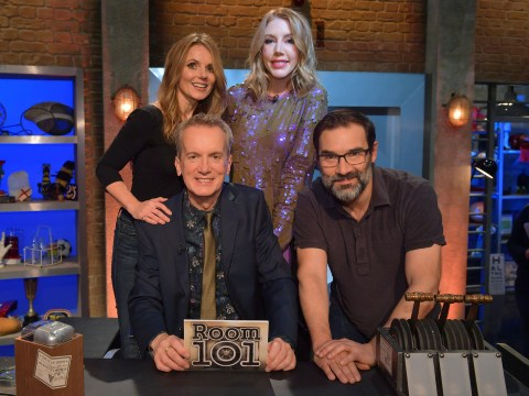 Frank Skinner says Room 101 has been 'axed': 'Who the f*'k cares?'
