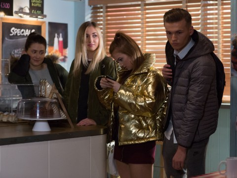 EastEnders spoilers: Louise Mitchell and Hunter Owen get together thanks to Tiffany Butcher?