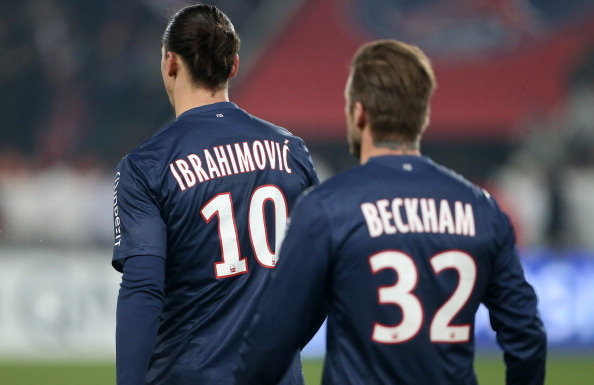 Zlatan Ibrahimovic reveals how David Beckham convinced him to leave Manchester United for LA Galaxy