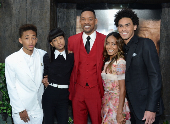 Will and Jada's family:  Inside the Smiths' unique approach to parenting