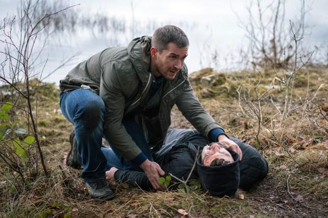 Pete fears that he has lost Ross in Emmerdale