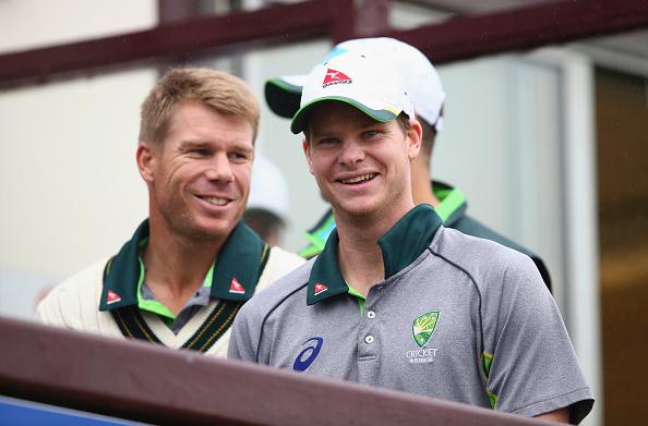 Steve Smith and David Warner sent home by Australia but Darren Lehman clings on