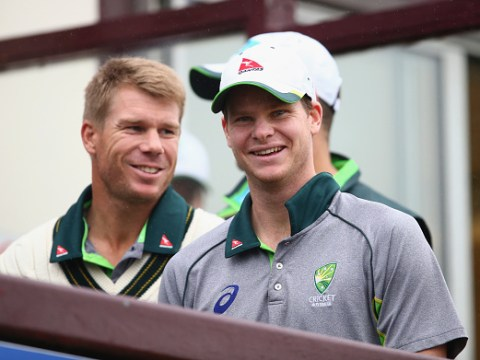 Steve Smith and David Warner sent home by Australia but Darren Lehman clings on