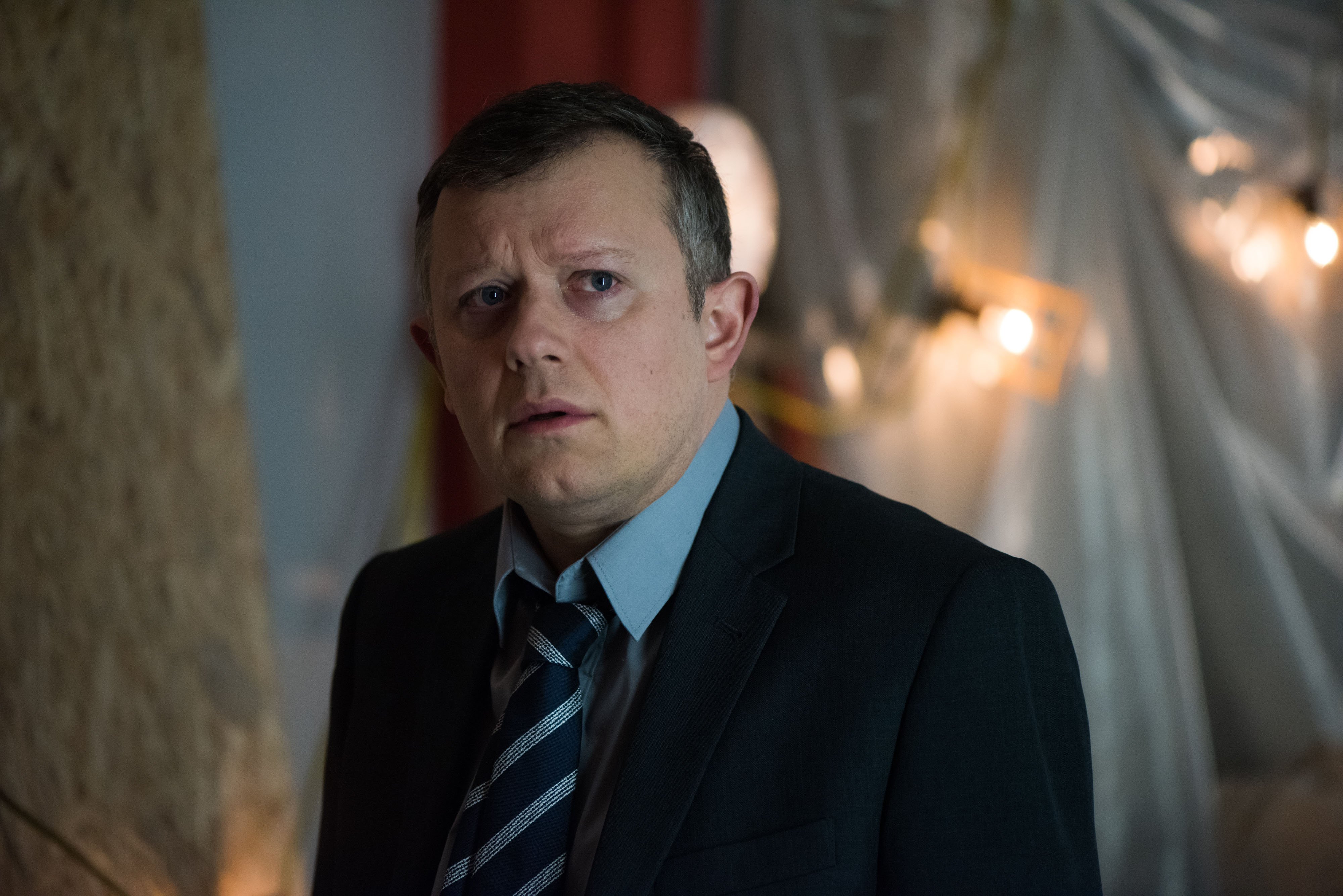 Thorpe is killed by Ryan in Hollyoaks