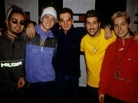 *NSync to reunite five years after last performance for Walk Of Fame ceremony