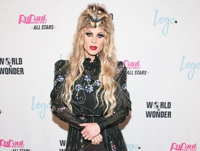 Katya at All Stars launch