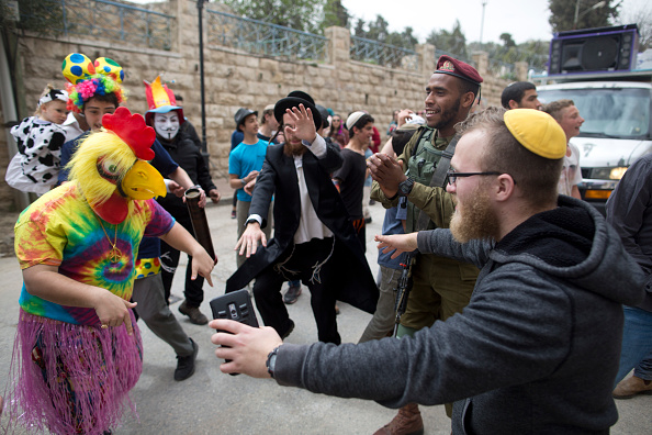 How to say Happy Purim in Hebrew and Yiddish