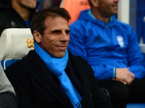 Gianfranco Zola says Antonio Conte is the best manager to lead Chelsea next season