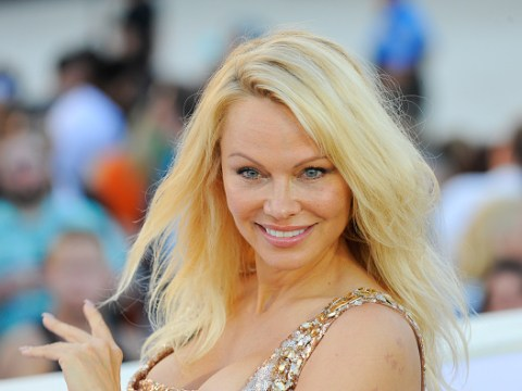 Pamela Anderson reveals seven naked models wanted to watch her have sex with Hugh Hefner
