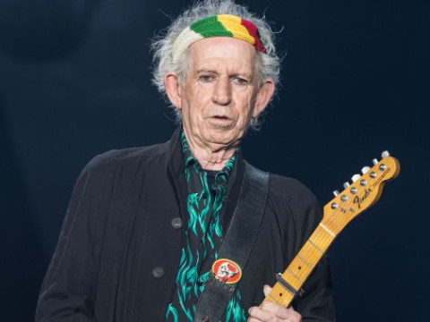 Keith Richards suggests Taylor Swift enjoy success 'while it lasts'