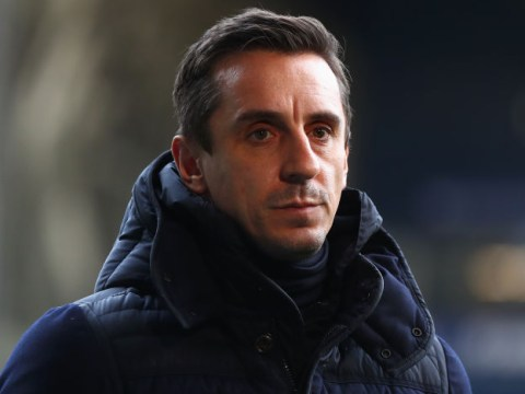 Gary Neville slams Paul Pogba's agent Mino Raiola after Manchester City transfer claim