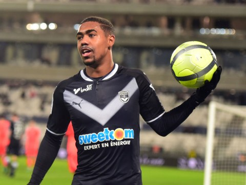 Arsenal transfer target Malcom talks up the possibility of joining Bayern Munich