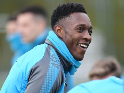 George Boateng actually believes Danny Welbeck would get into Manchester City's team