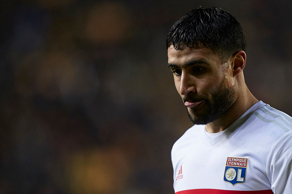 Lyon star Nabil Fekir's agent opens door to transfer amid Arsenal links