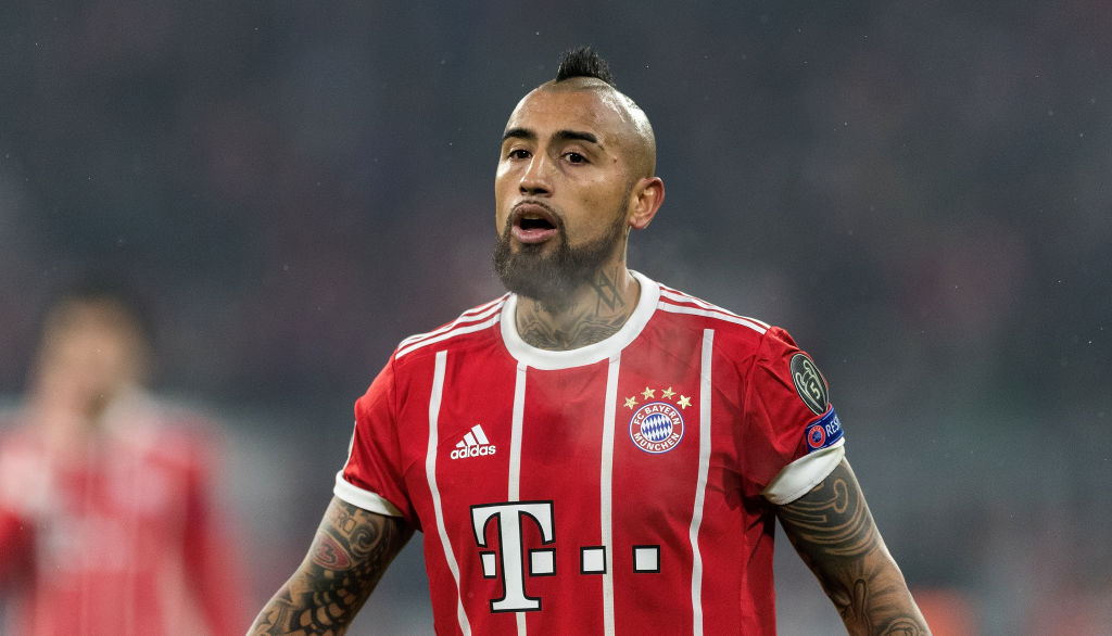 Arturo Vidal gives Manchester United and Chelsea hope of summer transfer