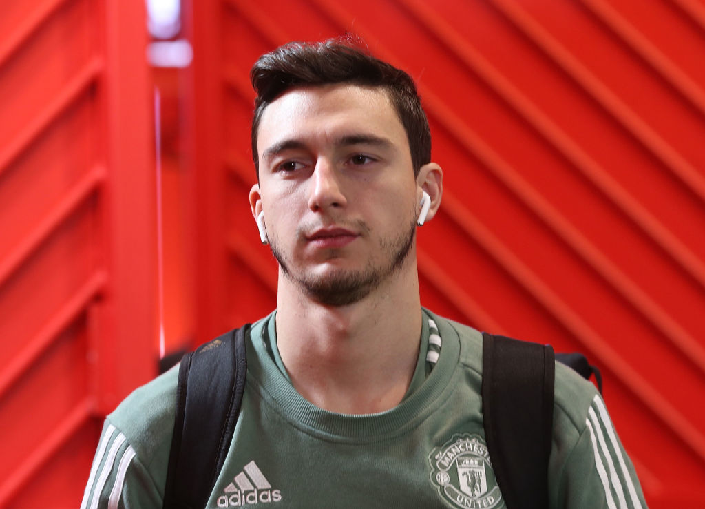 Manchester United fire warning to Juventus over Matteo Darmian pursuit