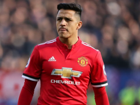 Gary Neville urges Jose Mourinho to avoid playing Alexis Sanchez on right wing at Manchester United