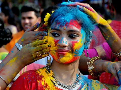 Happy Holi images, messages and quotes as millions celebrate the Festival of Colours