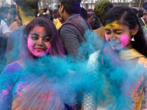 Holi songs to get the party swinging, from Gulabi to Rang Barse