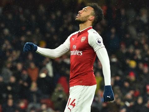Pierre-Emerick Aubameyang makes shocking admission after Manchester City thrash Arsenal