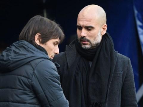Pep Guardiola defends Antonio Conte over Chelsea's display against Manchester City