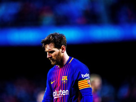 Barcelona explain why they fear Lionel Messi's £625m release clause will be triggered