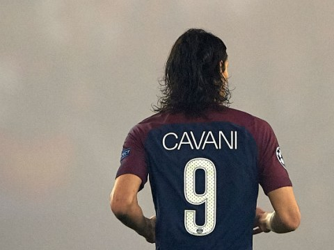 Furious Edinson Cavani offered PSG escape by Chelsea and Manchester United