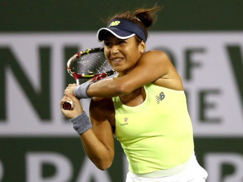 Heather Watson out of the Miami Open after first-round defeat as Cam Norrie reaches main draw