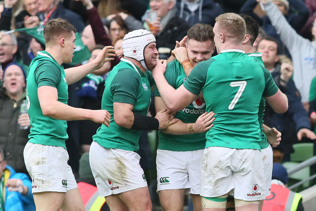 Ireland win the Six Nations – but it's the Grand Slam against England they'll want