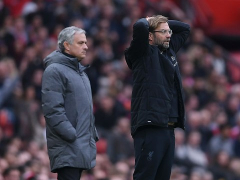 Jose Mourinho names two weak links in Jurgen Klopp's side after Manchester United beat Liverpool