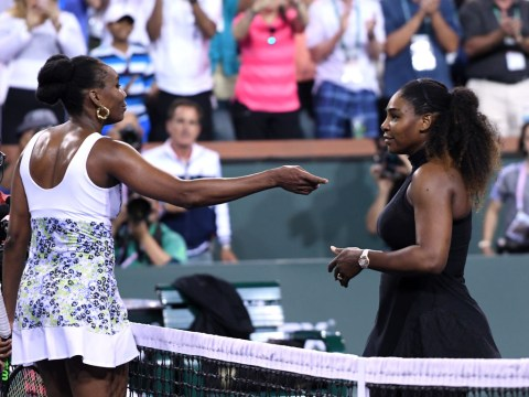 Welcome back! Venus ends Serena Williams's return to action at Indian Wells