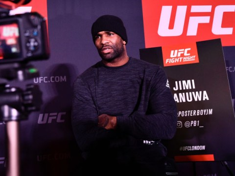 Jimi Manuwa promises another explosive knockout at UFC London