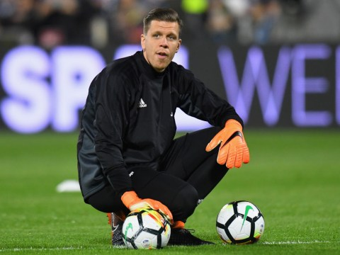 Wojciech Szczesny explains why he is happy being second choice at Juventus