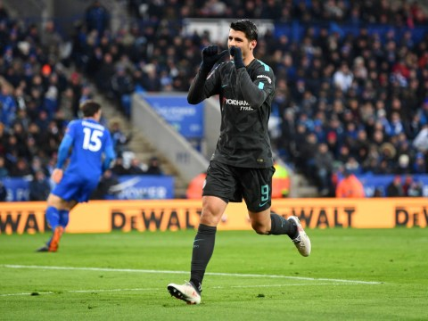 Antonio Conte verdict on Alvaro Morata as Chelsea striker scores first goal of 2018