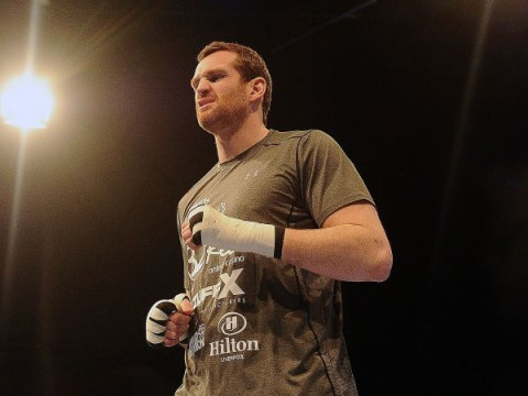 Tyson Fury tells David Price to believe in himself and knock Alexander Povetkin out