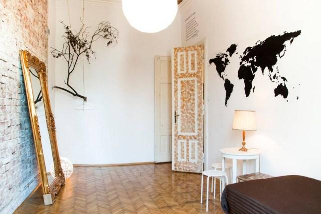 Airbnb in Kraow, Poland