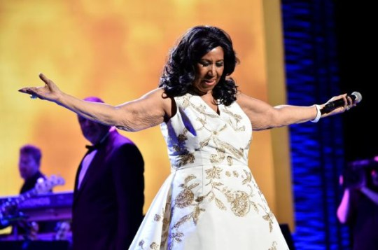 Aretha Franklin forced to cancel one of her last ever live
