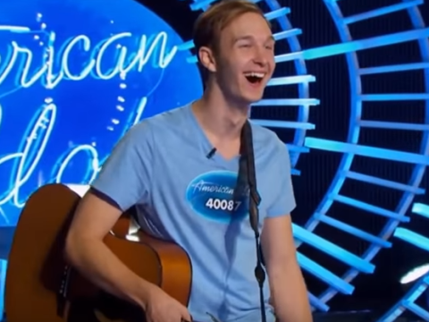 Who is Benjamin Glaze, the American Idol contestant that Katy Perry kissed?