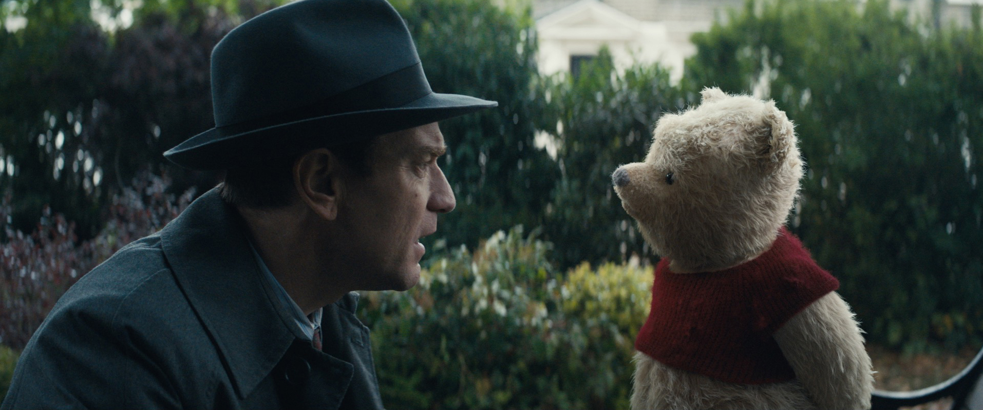 Ewan McGregor meets Winnie The Pooh in first trailer for Christopher Robin