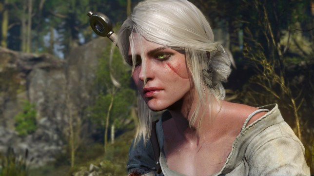 Maybe this is Ciri getting her own game?