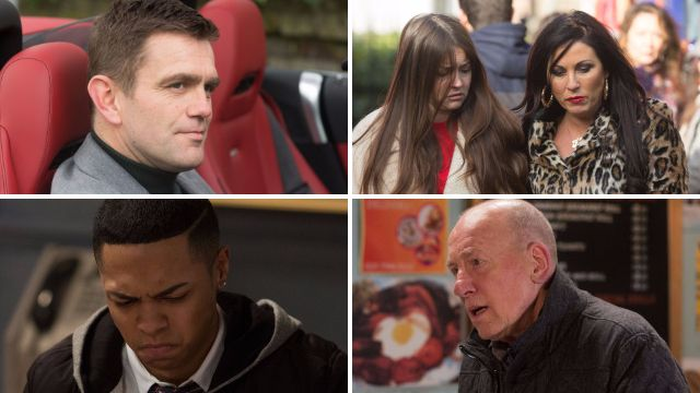10 EastEnders spoilers: Slater death backlash, Sharon's cheating fear and Karen's big shock