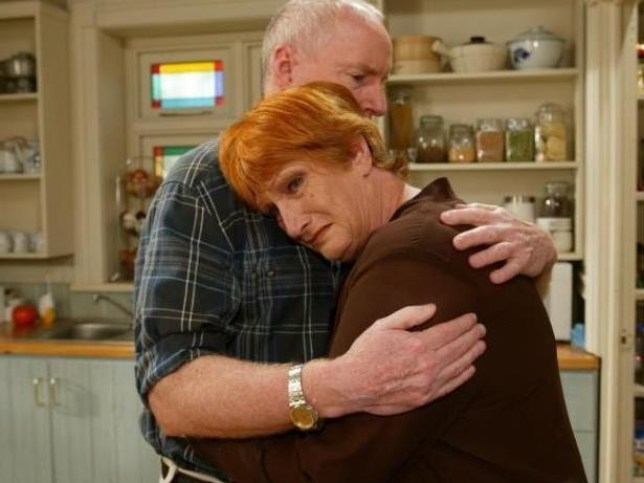 Cornelia plays Morag in Home and Away