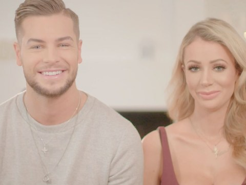 'I looked drained': Olivia Attwood admits she lost weight due to stress of Chris Hughes relationship
