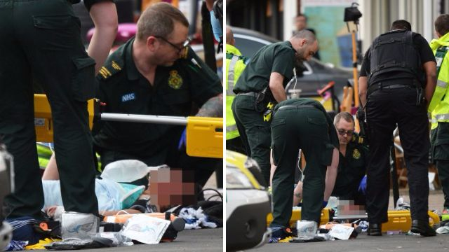 Teenager seriously injured after being hit by 'stolen car' in police chase
