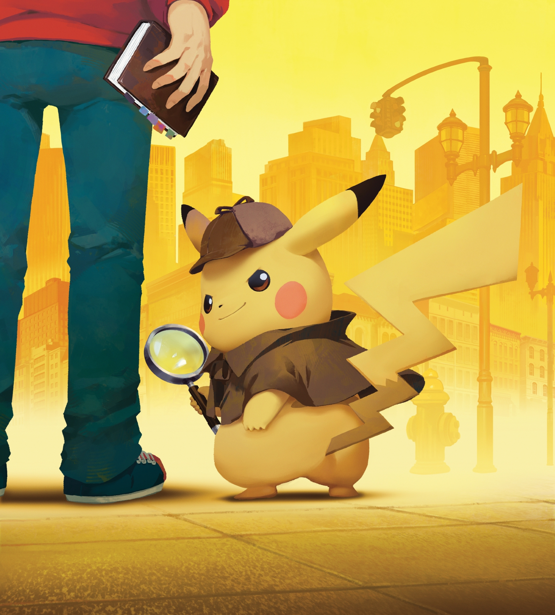Detective Pikachu review – the great electric mouse detective