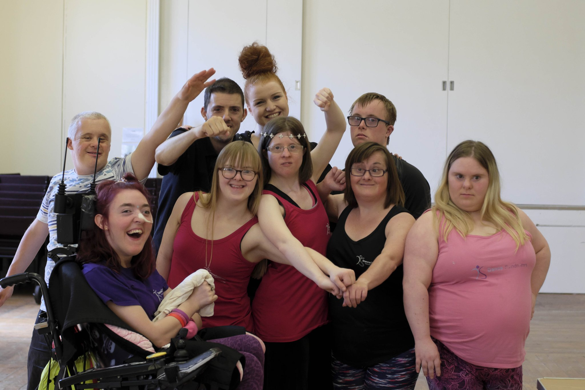 Meet the dance group refusing to be defined by Down's syndrome