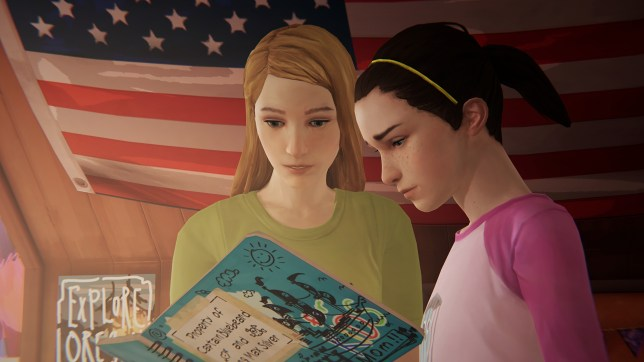 Life Is Strange: Before The Storm Bonus Episode (PS4) - the last days of innocence