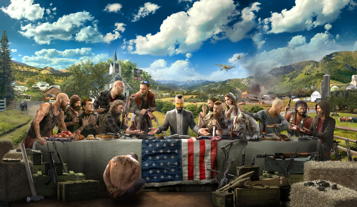 Far Cry 5 review – American violence