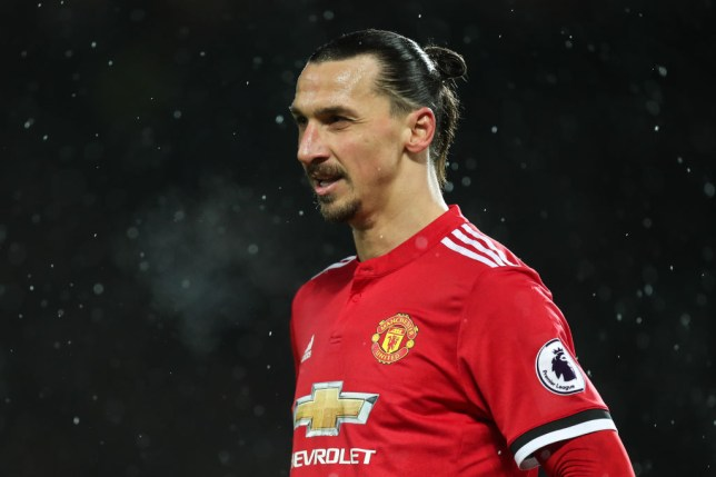 43a938454 Details of Zlatan Ibrahimovic s contract with LA Galaxy revealed as Manchester  United exit nears