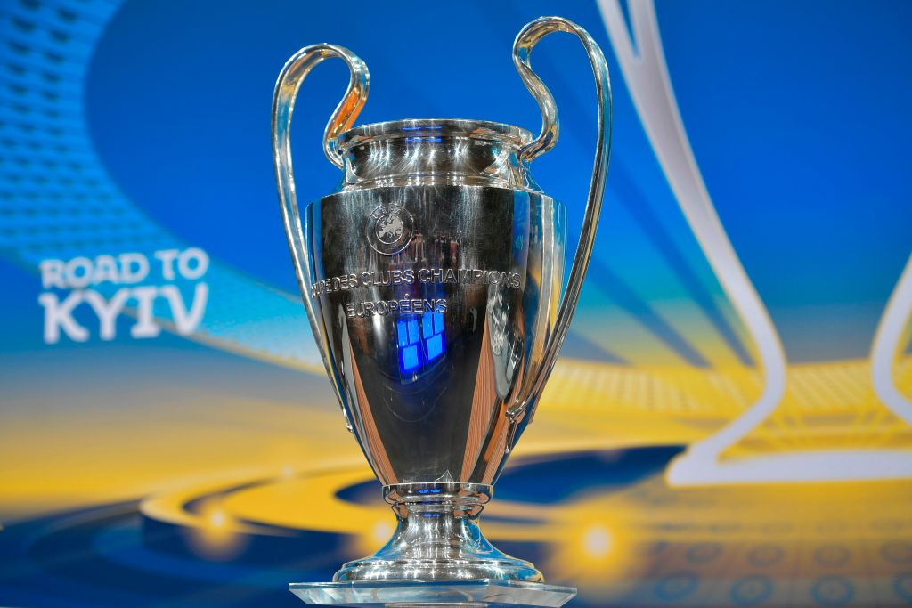 Champions League Quarter Final Draw Liverpool To Play Manchester